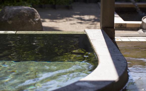 三水館温泉内湯